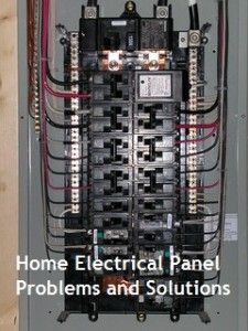 Home Electrical Panel Problems and Solutions for the Prepper crowd ...