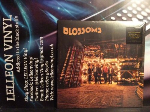 blossoms self titled lp album new sealed 180gsm vinyl vx3154 rock 2000 39 s music records albums. Black Bedroom Furniture Sets. Home Design Ideas