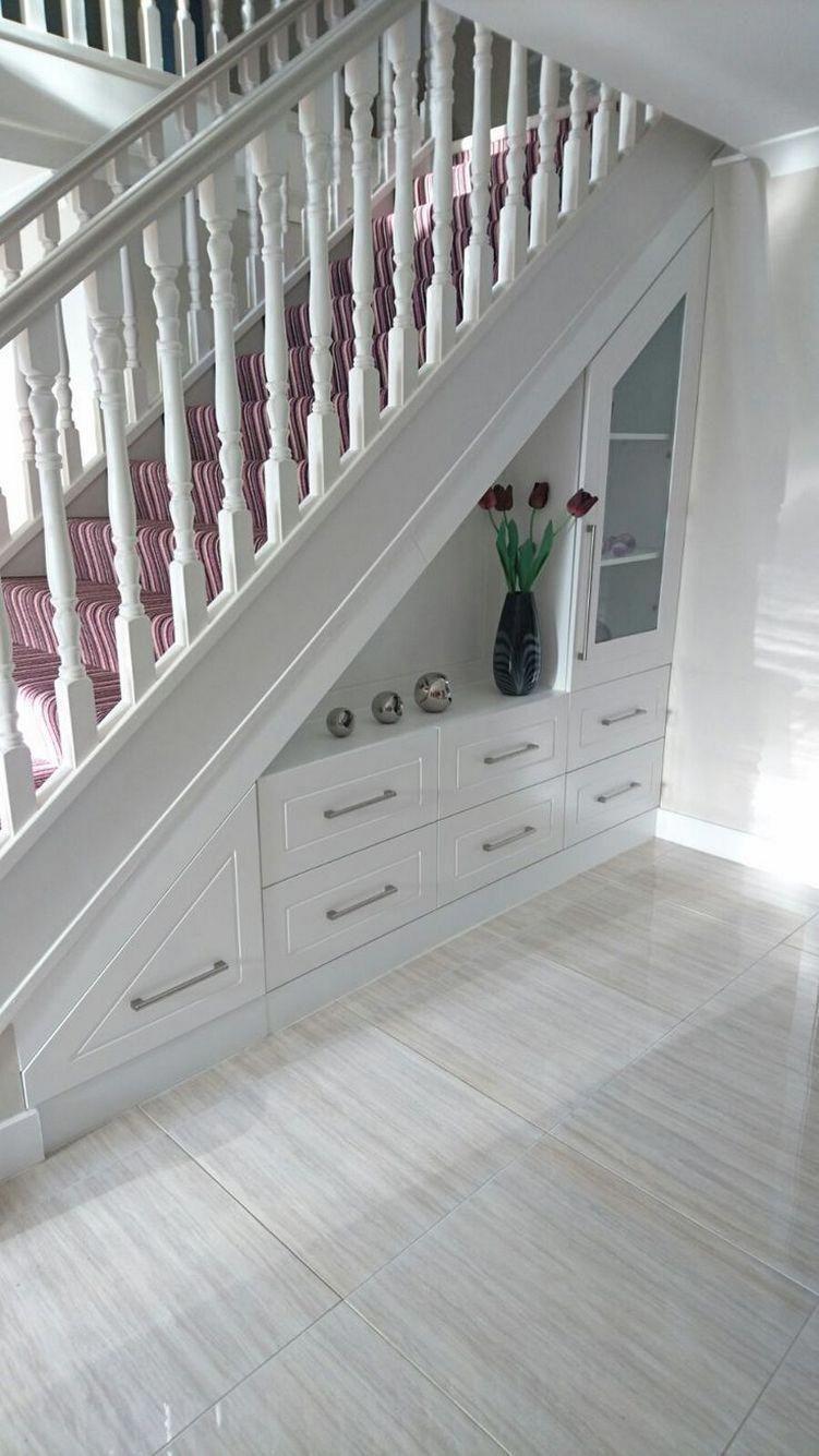 85 under the stairs utilization ideas Foyerdecorating