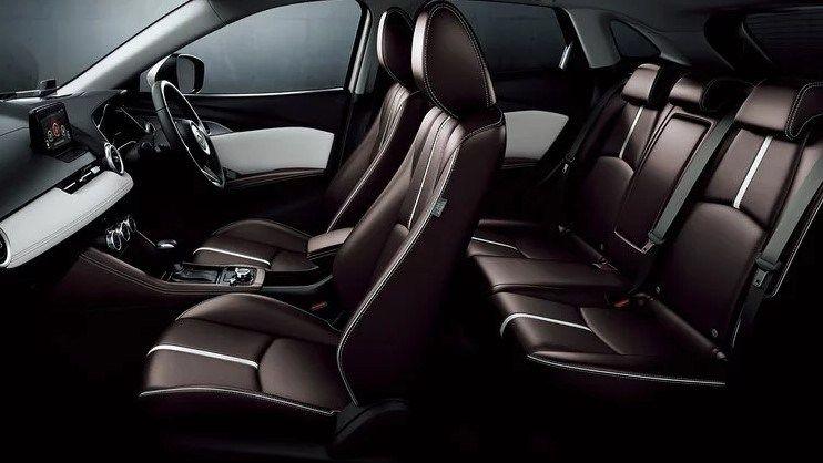 2019 Mazda Cx 3 Interior
