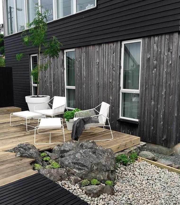 Petit jardin japonais 100 id es pour am nager un ext rieur d 39 ambiance zen et moderne jardin - Petit jardin japonais exterieur ...