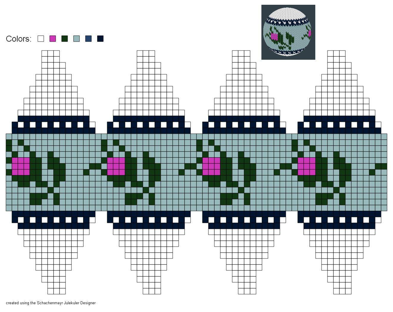 Christmas Knitted Ball, Julekuler Designer app | Kuulerid ...