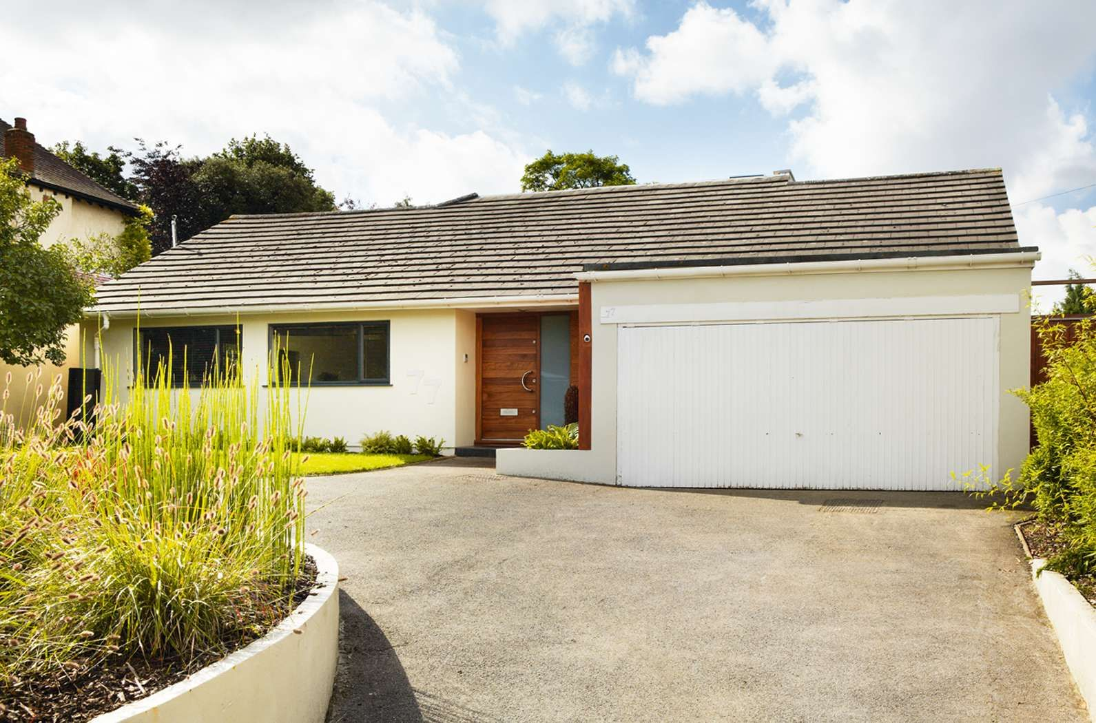 A Modernist Bungalow | Homebuilding & Renovating | Home Style ...