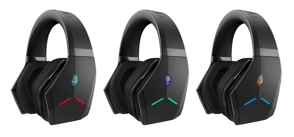 Alienware S Wireless Headset Trades Style For 7 1 Surround Sound