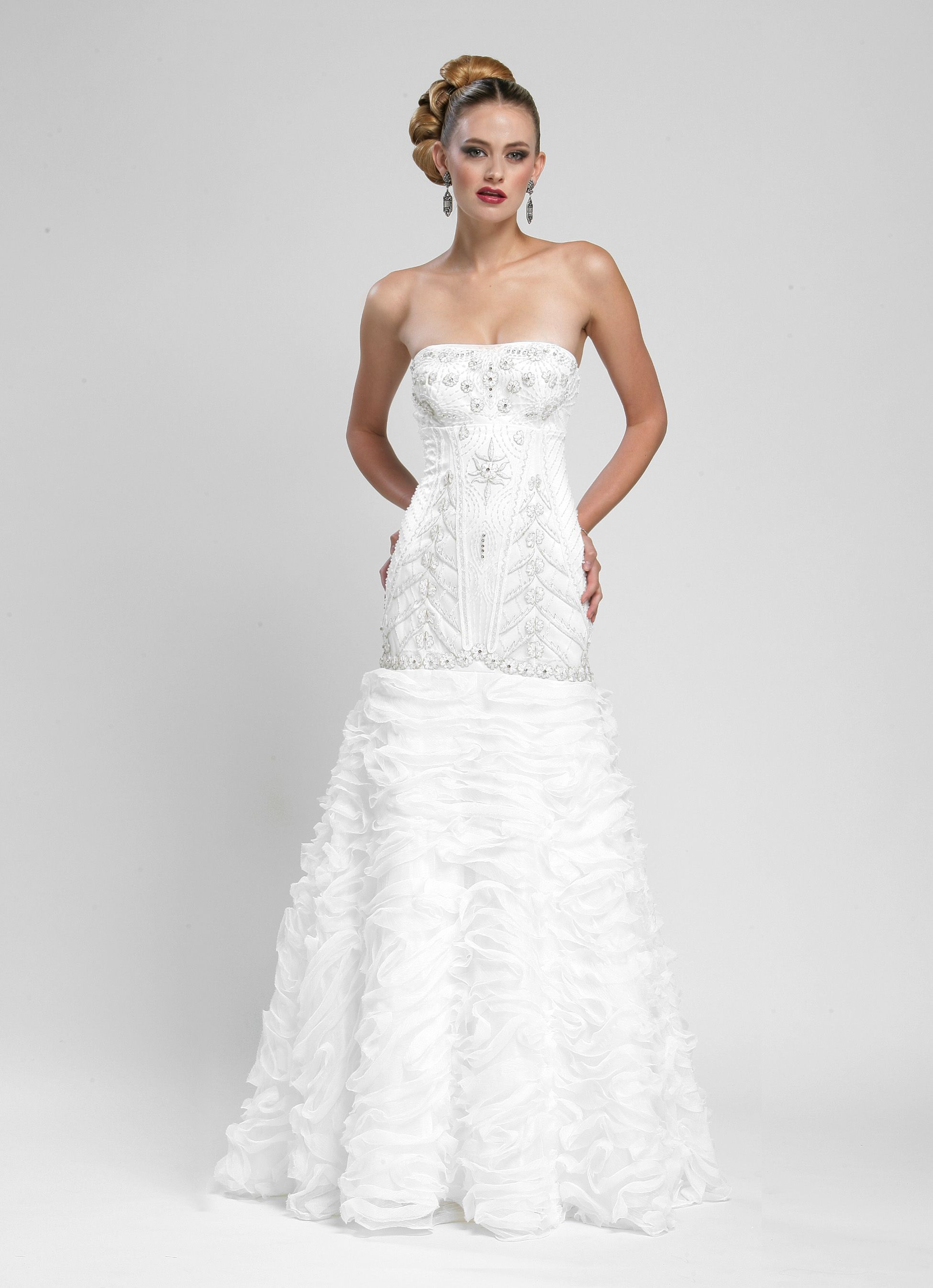 1000  images about Beautiful Gowns on Pinterest - Sue wong dresses ...