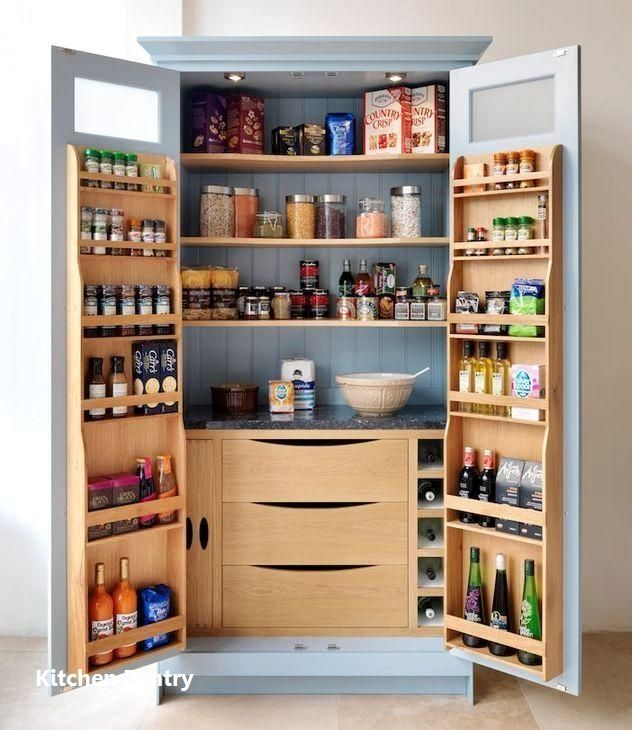 New Kitchen Pantry Ideas In 2020 Pantry Design Kitchen Pantry Design Kitchen Cabinet Design