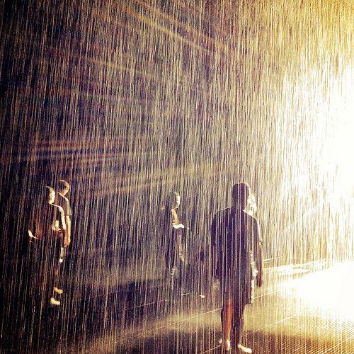 Caminar Bajo La Lluvia Sin Mojarse En Nueva York Viajes