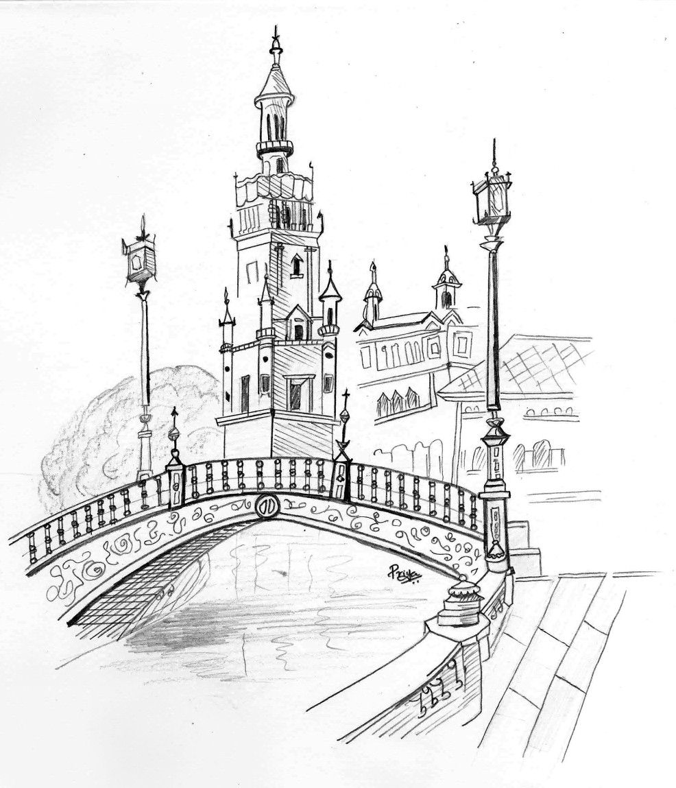 #artoftheday #pencilart #sevilla #spain