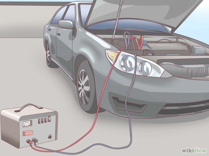 تويتريات كيفية شحن بطارية السيارة من كهرباء المنزل Car Battery Car Car Door