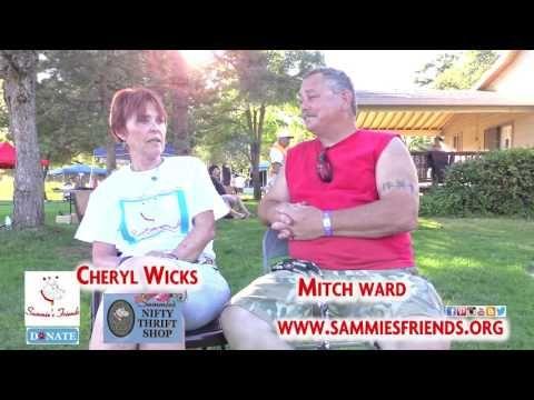Sammies Friends  Q & A with Cheryl Wicks
