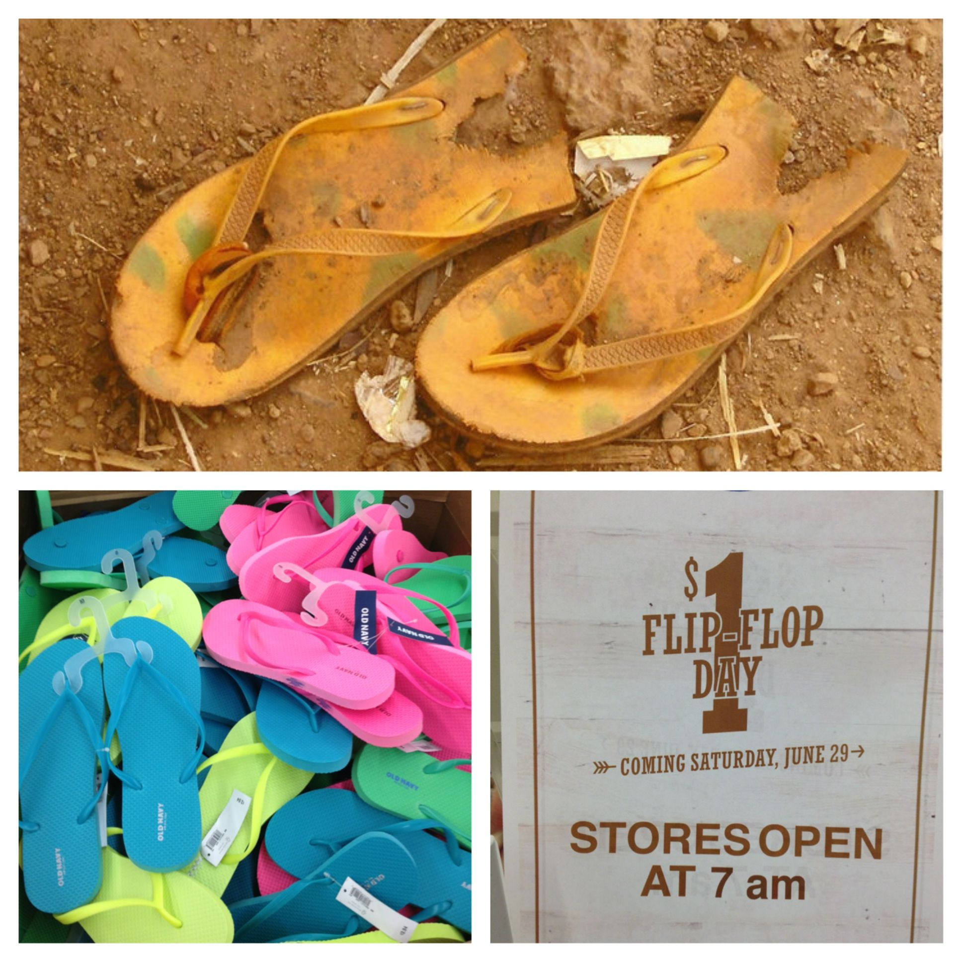 Old Navy 1 Flip Flop Sale This Saturday Perfect Shoebox Gift Item Operation Christmas Child Flip Flop Sale Christmas Holidays
