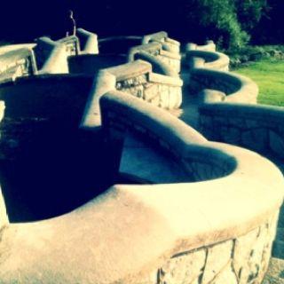 Maymont mansion italian garden Richmond, VA
