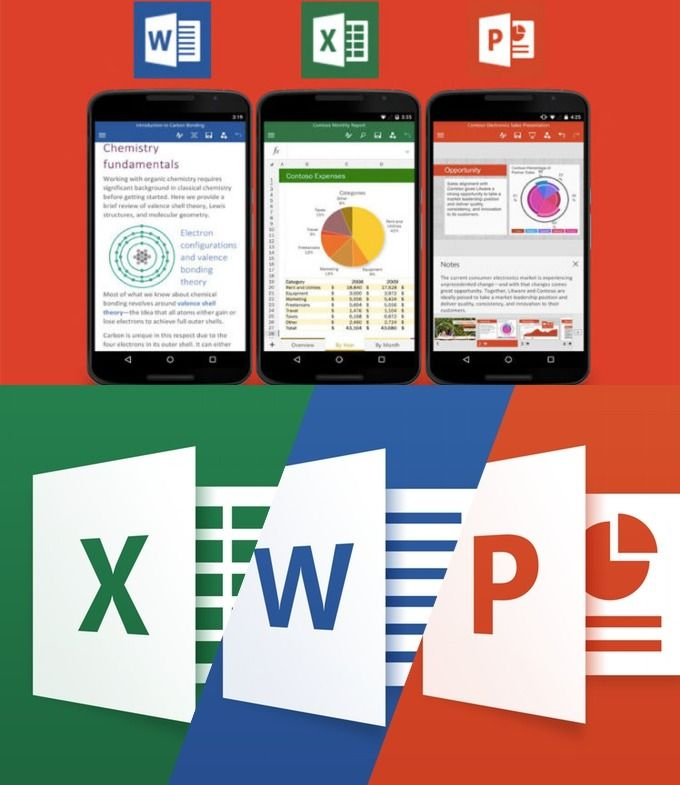 Microsoft Office For Android Will Soon Be Supported On
