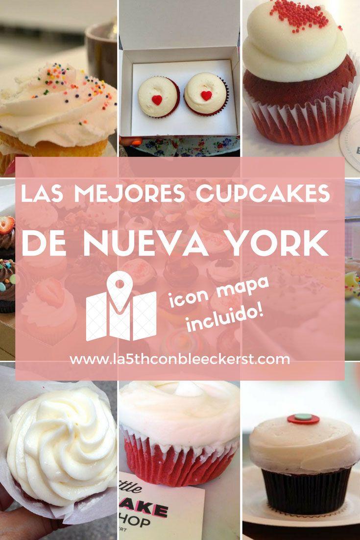 Las mejores cupcakes de Nueva York