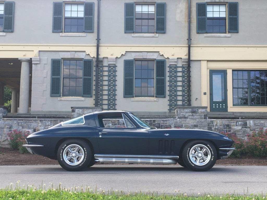 Chevrolet Corvette 1966   Voitures américaines d'occasion ...