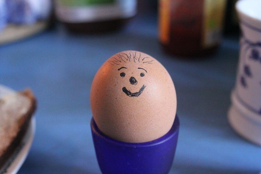 Craze 281 Growing Egg Unicorn 4er Set Einhorn Schlupf Ei