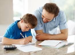 """Implicacion en el aprendizaje de los hijos : """"Una tarea pendiente"""""""
