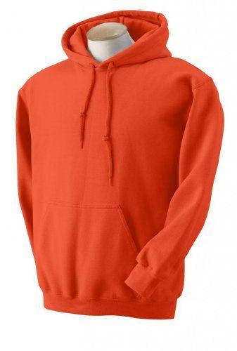 Charcoal XX-Large Port /& Company Mens Hooded Fleece Sweatshirt PC90H