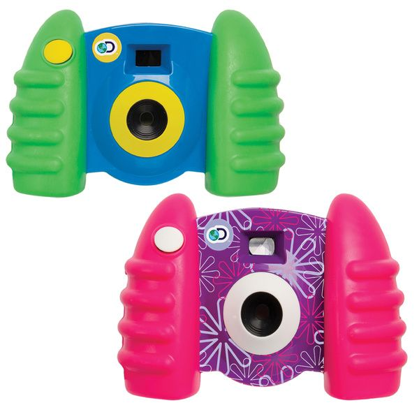 Discovery Kids Digital Camera with Video Capability - Overstock ...