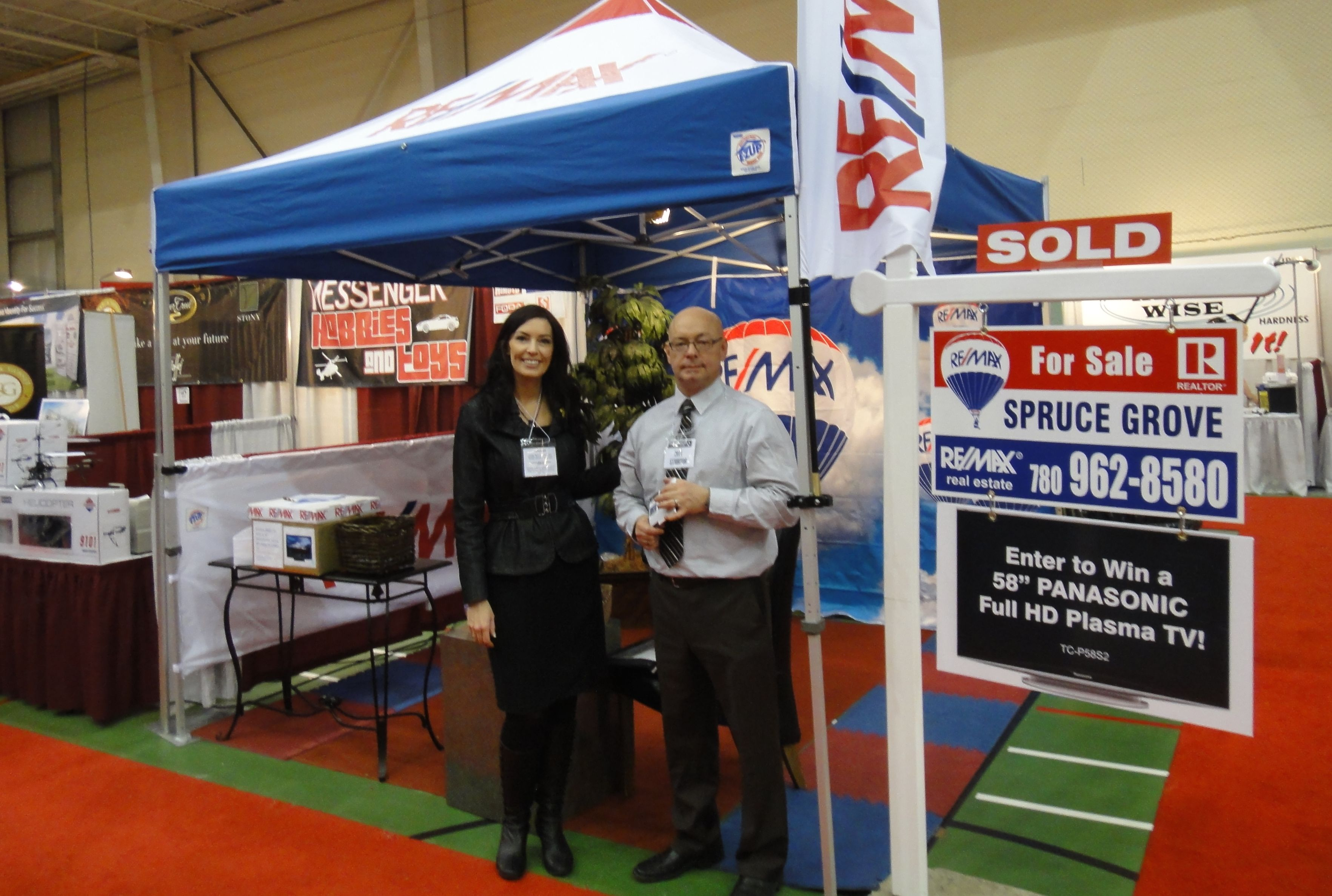 Related image | Realtor Vendor Booth Ideas in 2019 | Vendor booth, Vendor table, Show booth