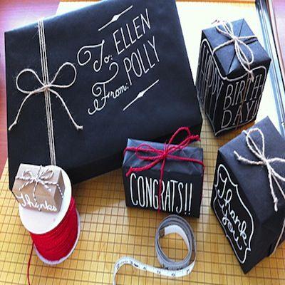 5 envolturas para regalos baratas y originales Dramas de Casa - envoltura de regalos originales