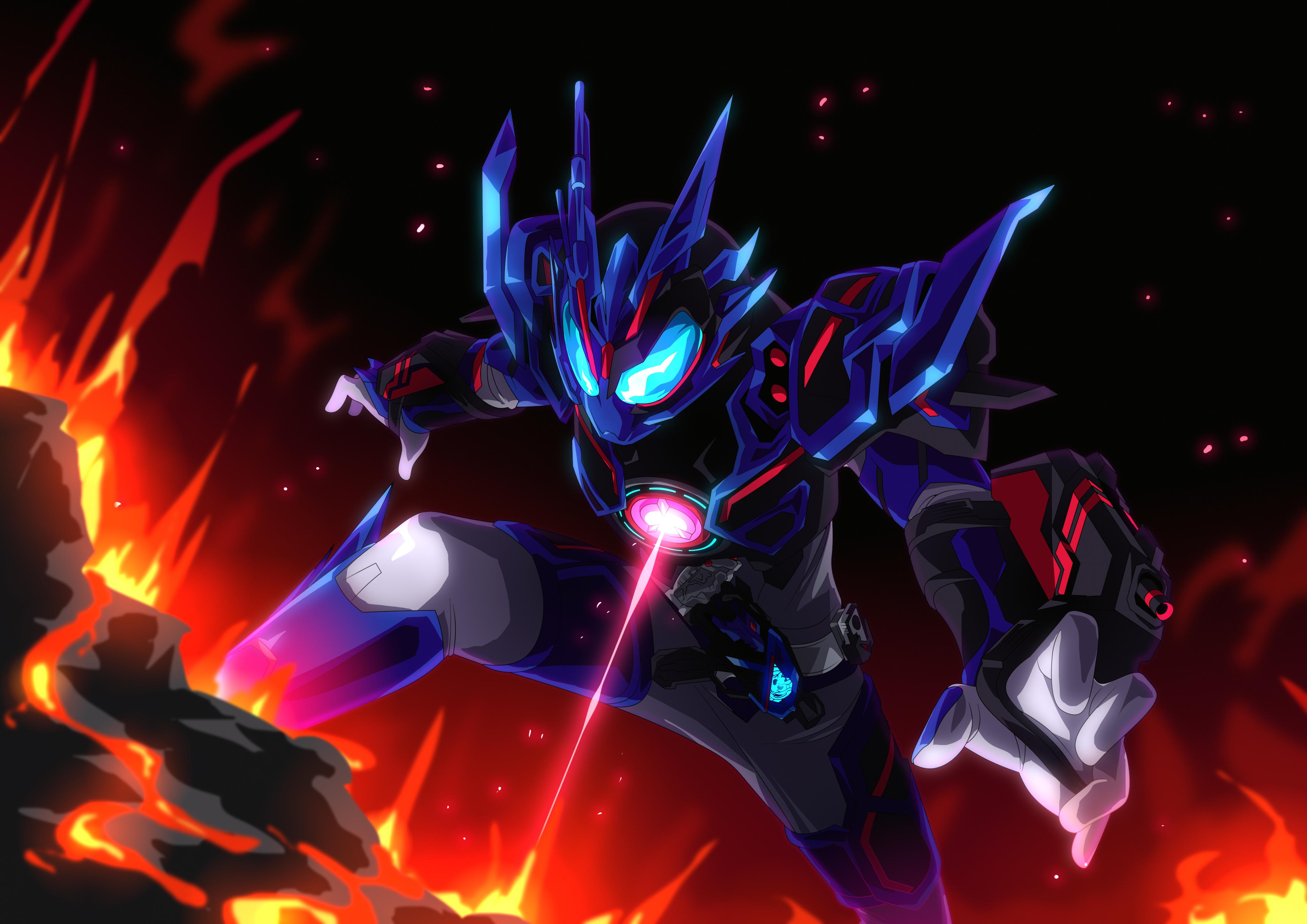 Vulcan Assault Wolf Kamen Rider Wizard Kamen Rider Decade Kamen Rider Drive