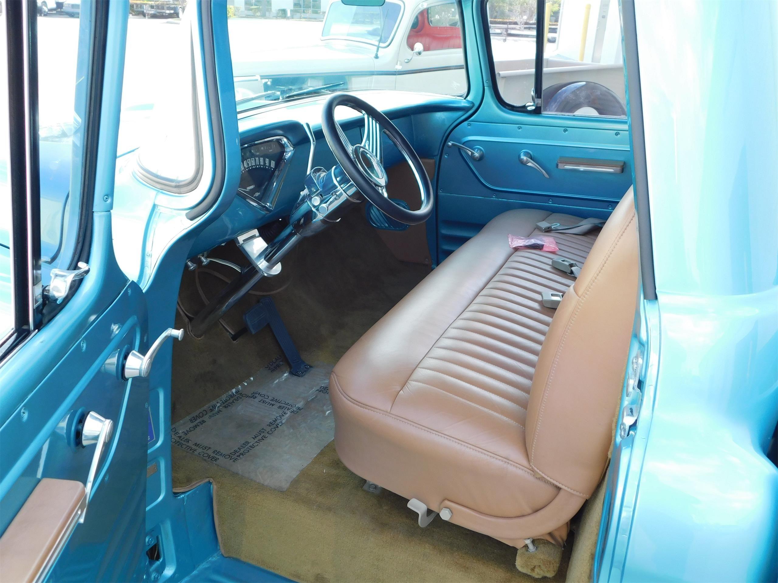 Classic 1958 Chevrolet Apache For Sale Listing Id Cc 1154361
