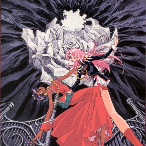 De Maupin Utena Revolutionary Girl Utena Anime Inspired