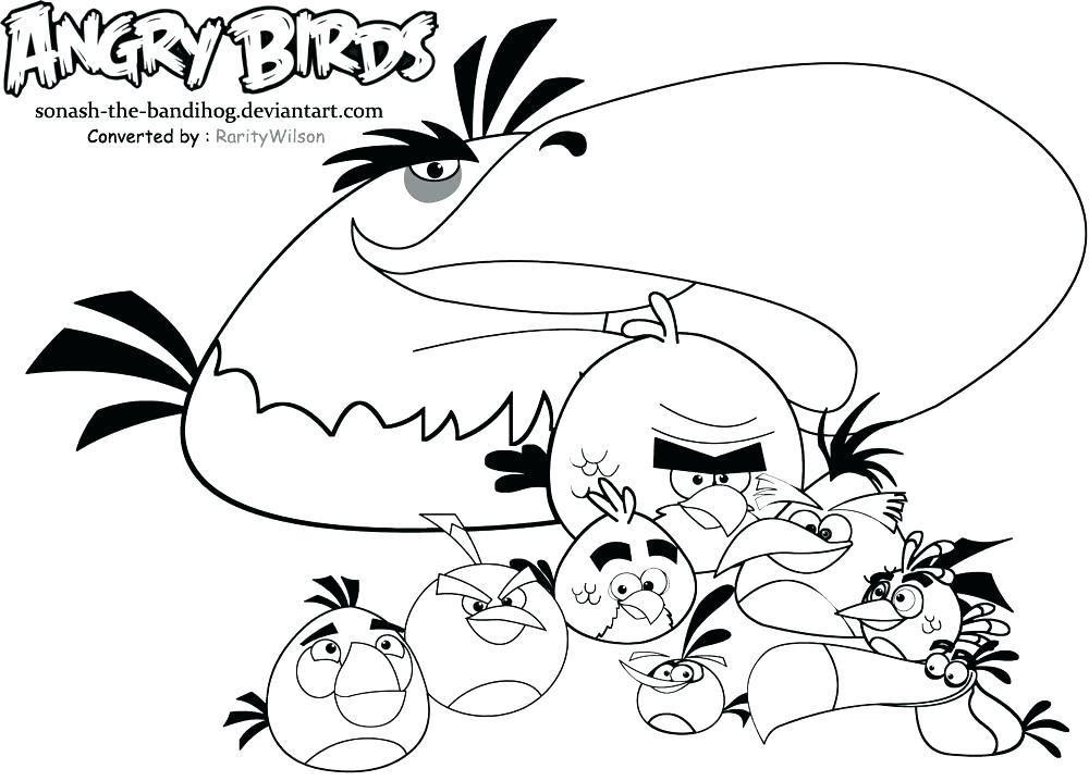 Tweety Bird Coloring Pages Pdf Bird Coloring Pages Angry Birds Bird Coloring Pages Cartoon Coloring Pages Cool Coloring Pages