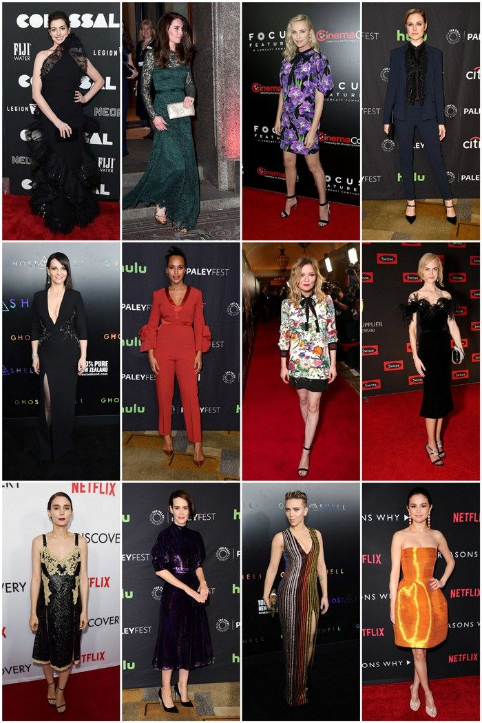 Who Won the Celebrity Style Sweepstakes for the week of March 26 ...