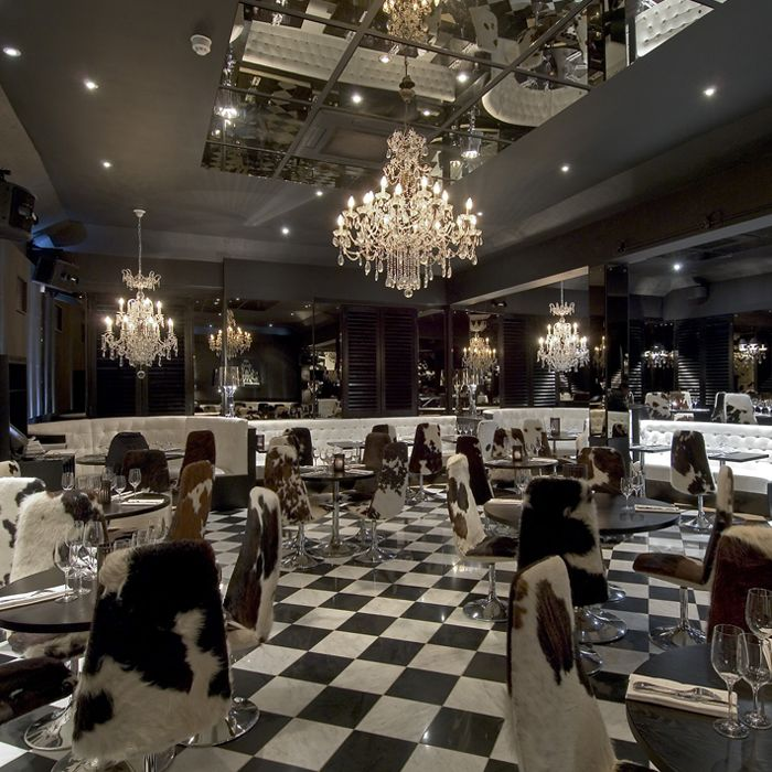 The Gaucho Grill Luxury Restaurant Guide