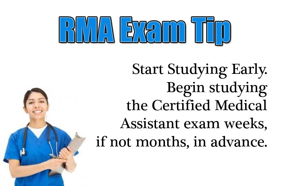 Rma study test