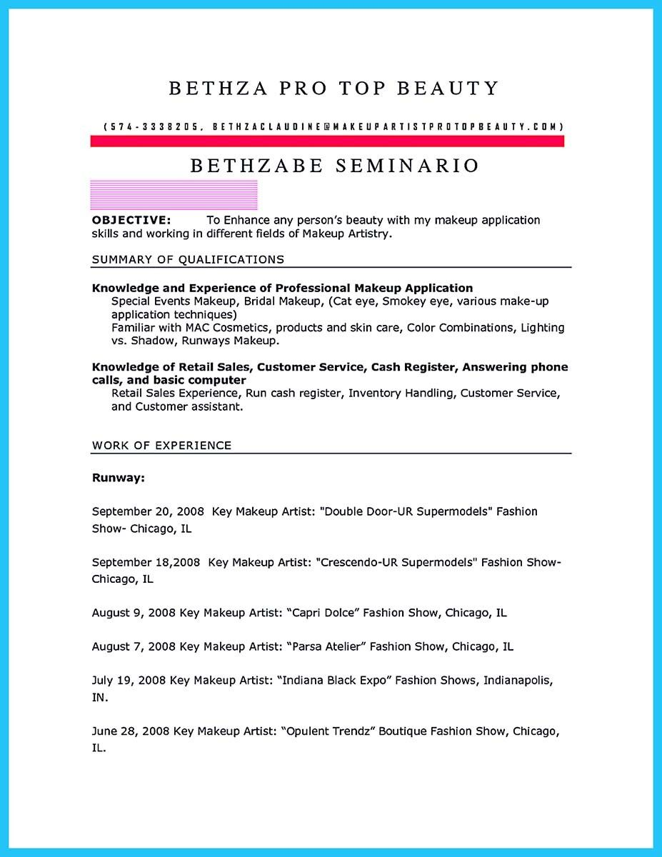cool Artist Resume Template That Look Professional,,http://snefci ...