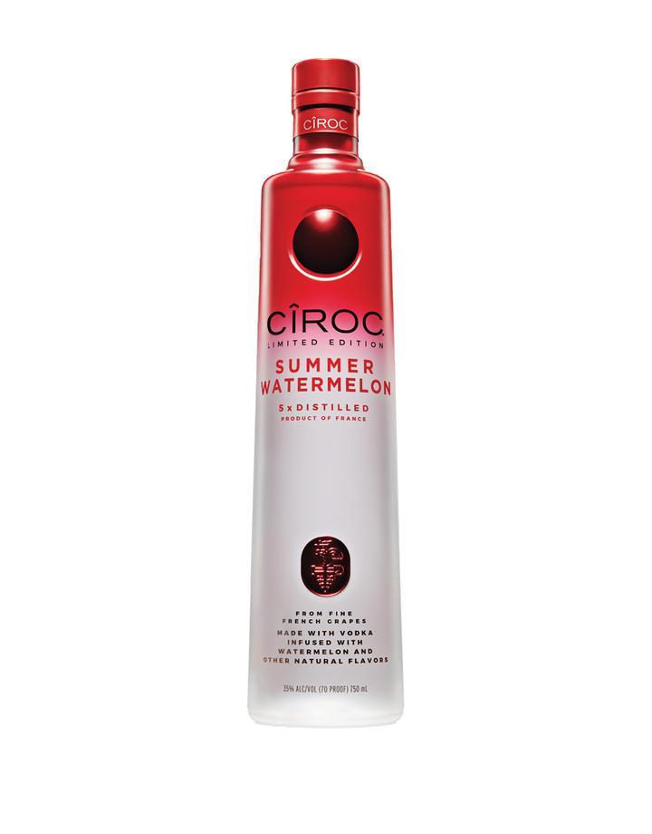 Ciroc Summer Watermelon Limited Edition Summer Watermelon Ciroc Vodka