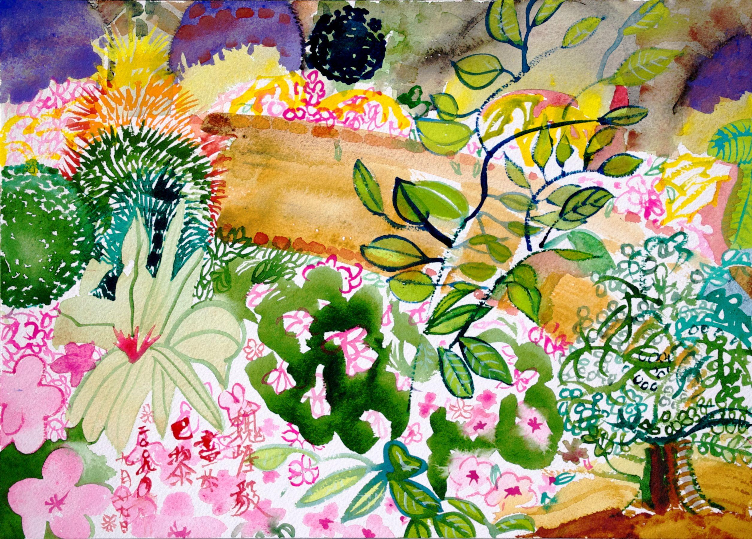 Helen Frankenthaler Vs Beatrice Joan Wilson Powell Love
