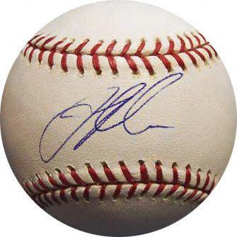 Get Joe Mauer's autograph.