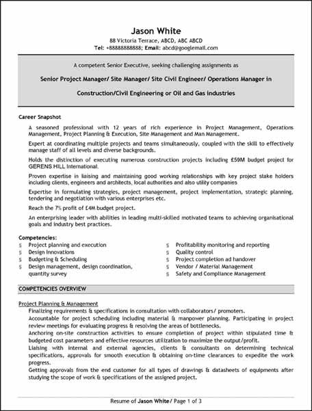 manager resume examples stand cover letter for project nursing - it management resume examples