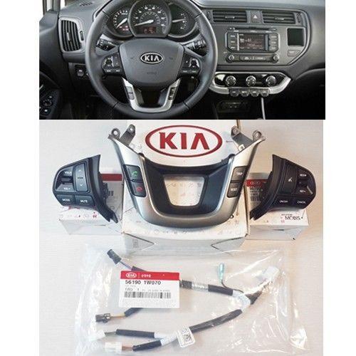 Kia 2012 2013 2014 Rio Rio5 Auto Cruise Control Switch Audio