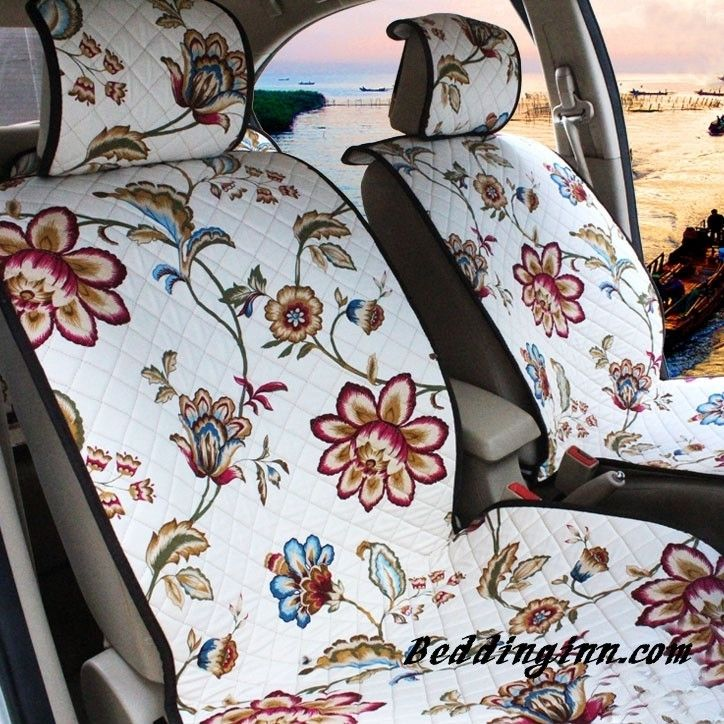 cool #flowers #accessories Fresh Cool Super Slight Car Seat Cover ...