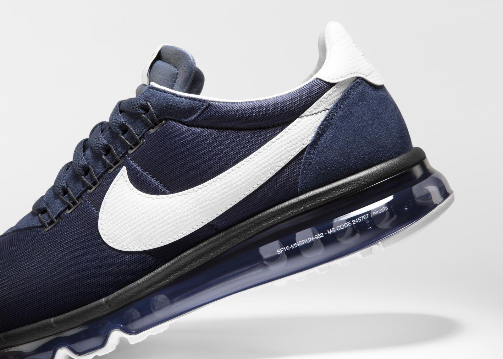 Hiroshi Fujiwara's Nike Air Max LD Zero H | Sneakers | Nike