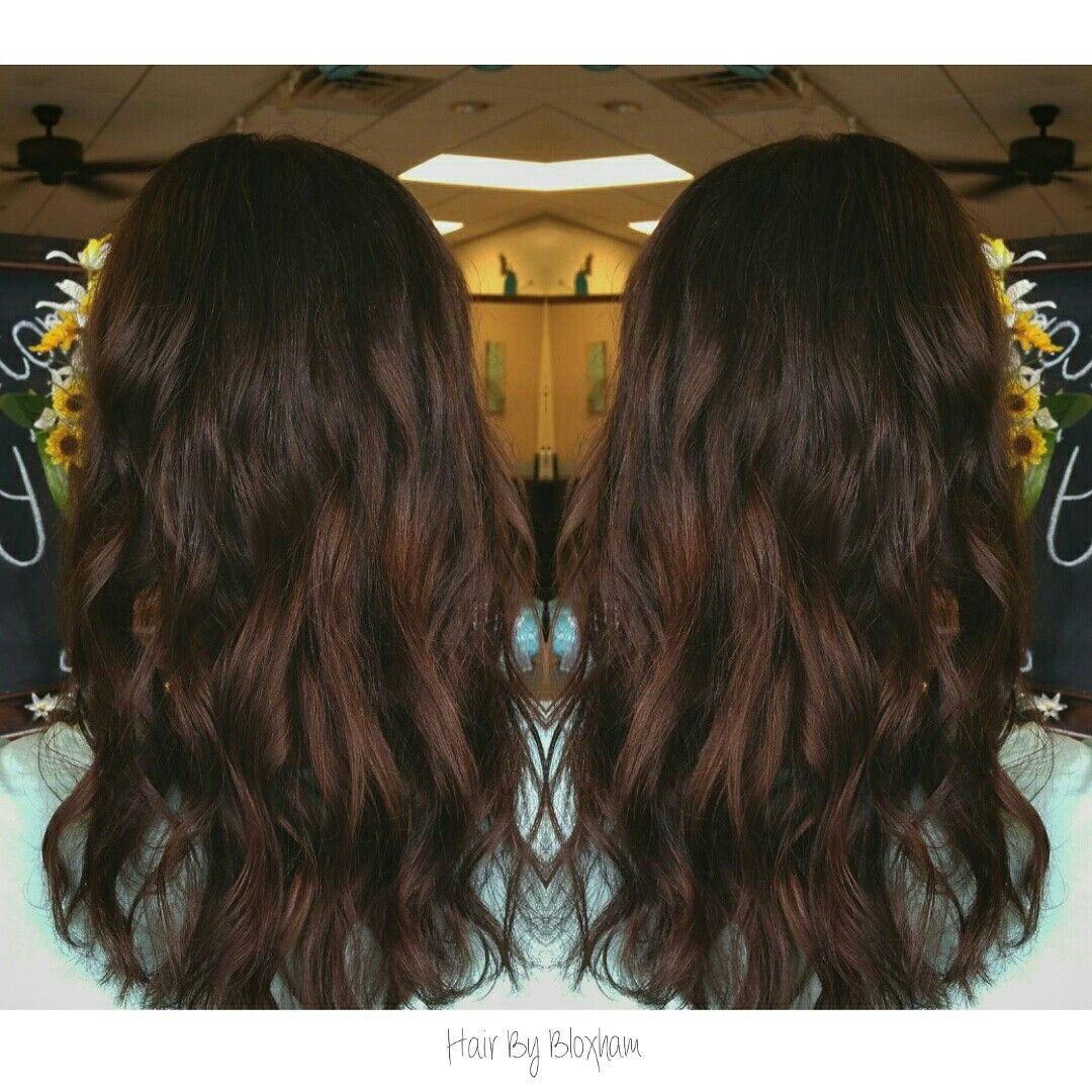 Mocha Brown All Over Color Created With Joico Hair Color Hair By