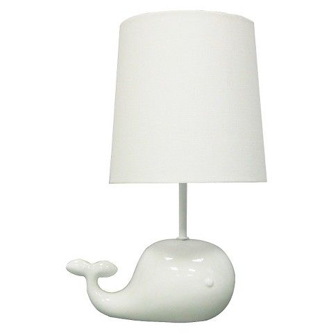 Circo ceramic table lamp shade whale with bulb fort madison circo ceramic table lamp shade whale with bulb aloadofball Gallery