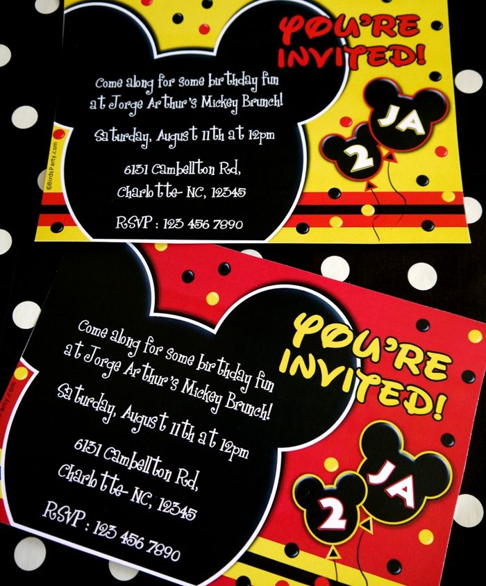 Mickey Inspired Birthday By Birds Party Mouse Sailing Disney Partyideas Boys Boysparties Festas Meninos