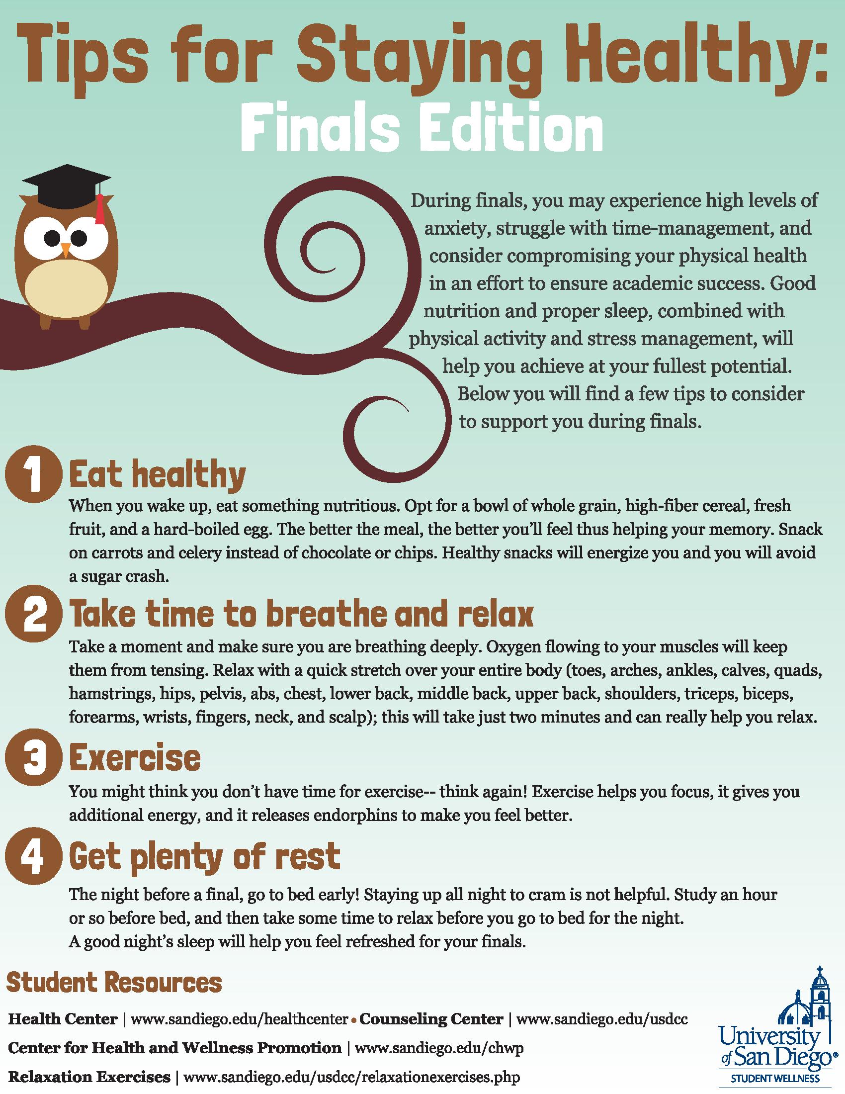 Study Tips Sleeping | Sleep Facts and Sleep Tips Sleep