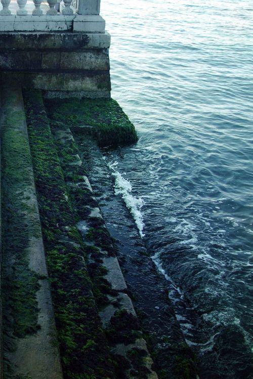 Deep waters...