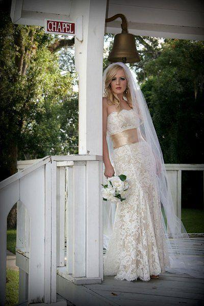 Rustic Shabby Chic Wedding Dress