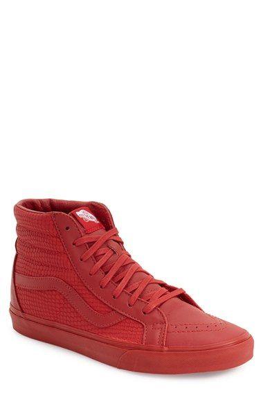b84b378200 VANS  Sk8-Hi Reissue Plus  Sneaker (Men).  vans  shoes