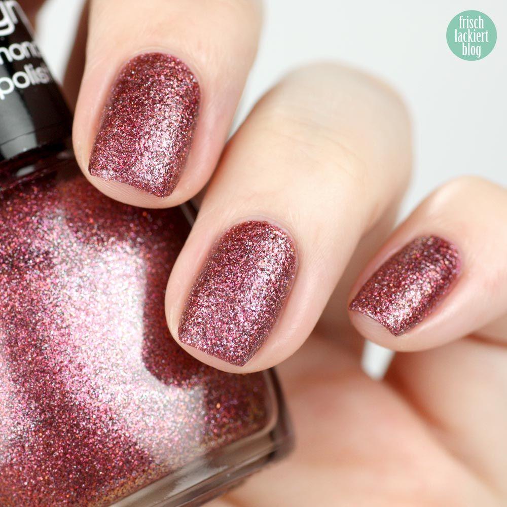 Misslyn Velvet Diamond Nail Polish 47 - Bright Love | Nails | Pinterest
