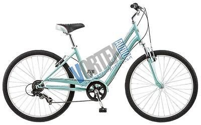 Bicycles 177831: New Schwinn Women S Suburban Bike Bicycle S5483b 26-Inch Wheels Mint Color -> BUY IT NOW ONLY: $207.19 on eBay!