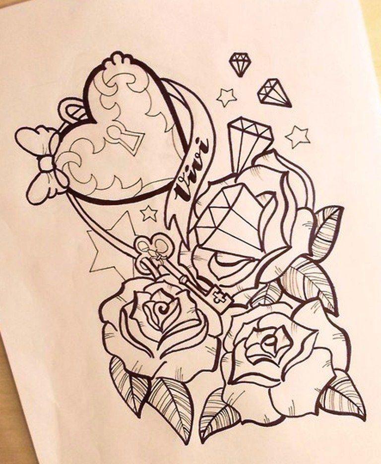 Girly Anchor Tattoos Girly Anchor Tattoo Drawings Popular Tattoo Design Tattoo Drawings Tattoos Inspirational Tattoos